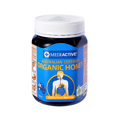 [Mediactive] Organic Honey 1kg