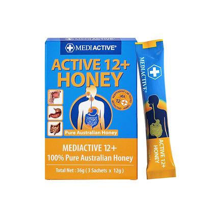 [Mediactive] 12+ Honey 252g (12g Sachets x 3ea x 7pack)