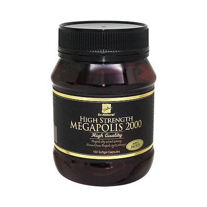 [Dr.Natural] High Strength Megapolis 150's