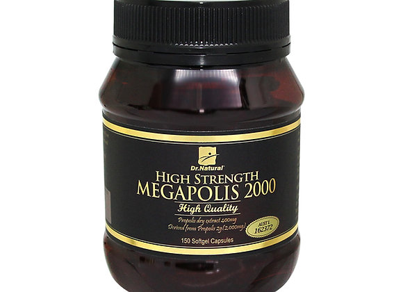 [Dr.Natural] High Strength Megapolis 150's