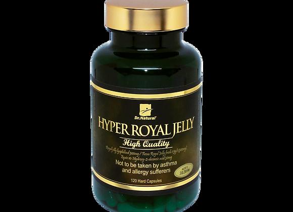 [Dr.Natural] Hyper Royal Jelly Powder 120's