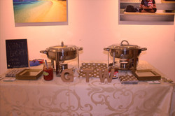 Catering Vendor Table