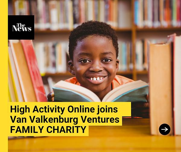 High Activity Online joins Van Valkenburg Ventures.png