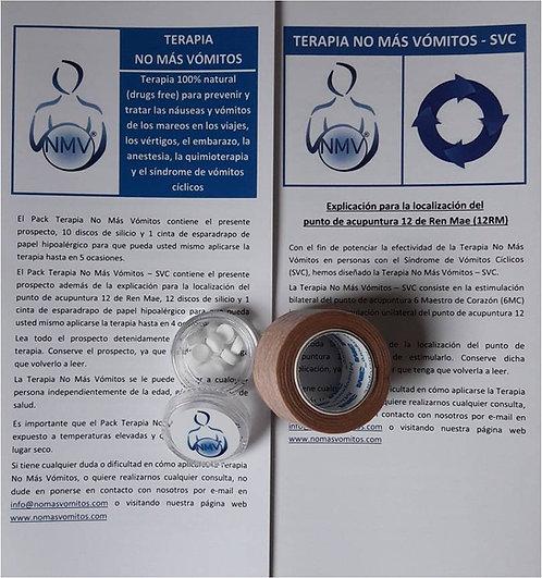 Pack Terapia No Más Vómitos - SVC