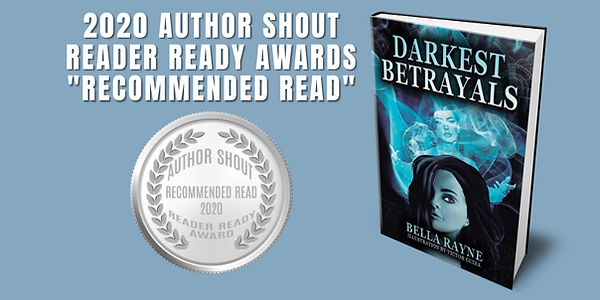 Darkest Betrayals - Recommended Read - 2