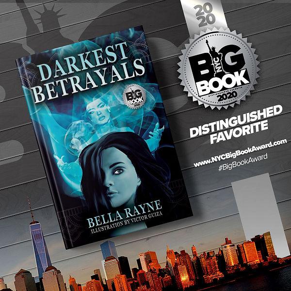 darkest betrayals distinguished favorite