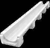 Полимерпесчаный водоотводной лоток 1000х140х65 мм, фото 16