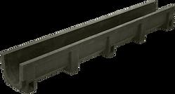 Полимерпесчаный водоотводной лоток 1000х140х130 мм, фото 10