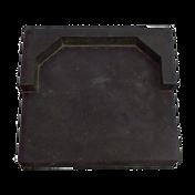 Заглушка для полимерпесчаных лотков