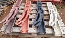 Полимерпесчаные дождеприемные решетки