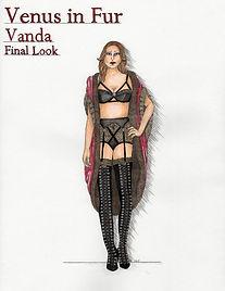 Venus in Fur - Designs by Alex Hagman