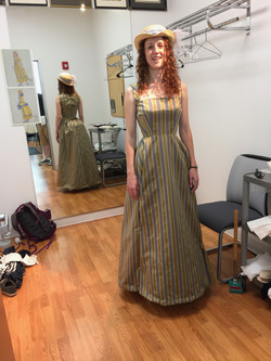 Rosalind - Second Fitting