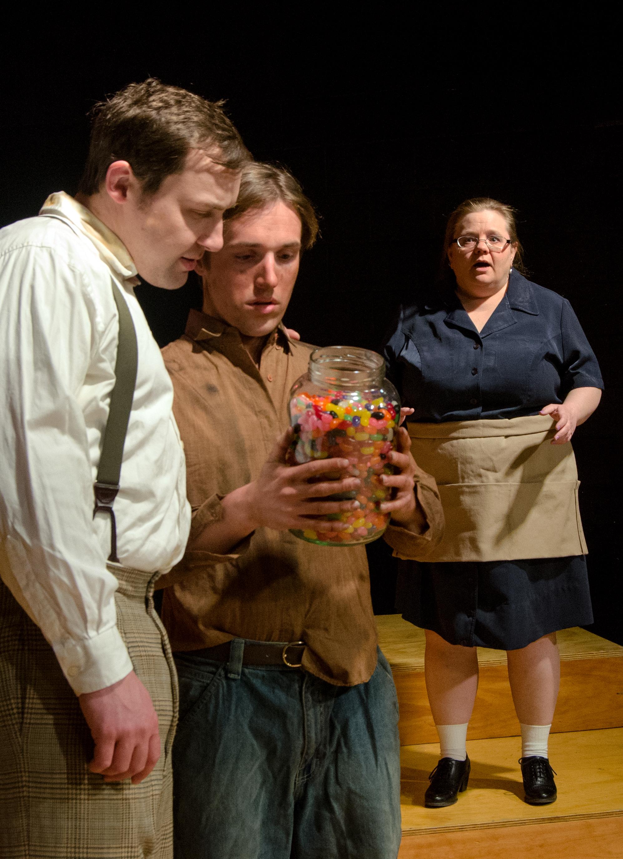 Buddy, C.C., and Norma Henshaw