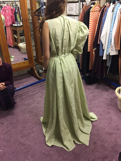 First Fitting - Back
