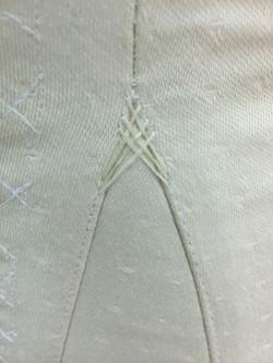 Flossing Detail - Hip Gusset