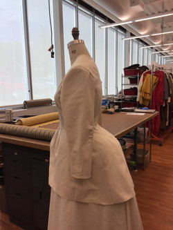 Rosalind - Coat Mock-Up