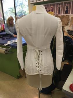 Jacket Mock-Up Back