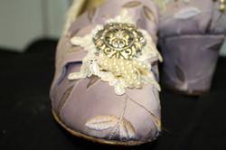 Finished Shoe - Toe Detail