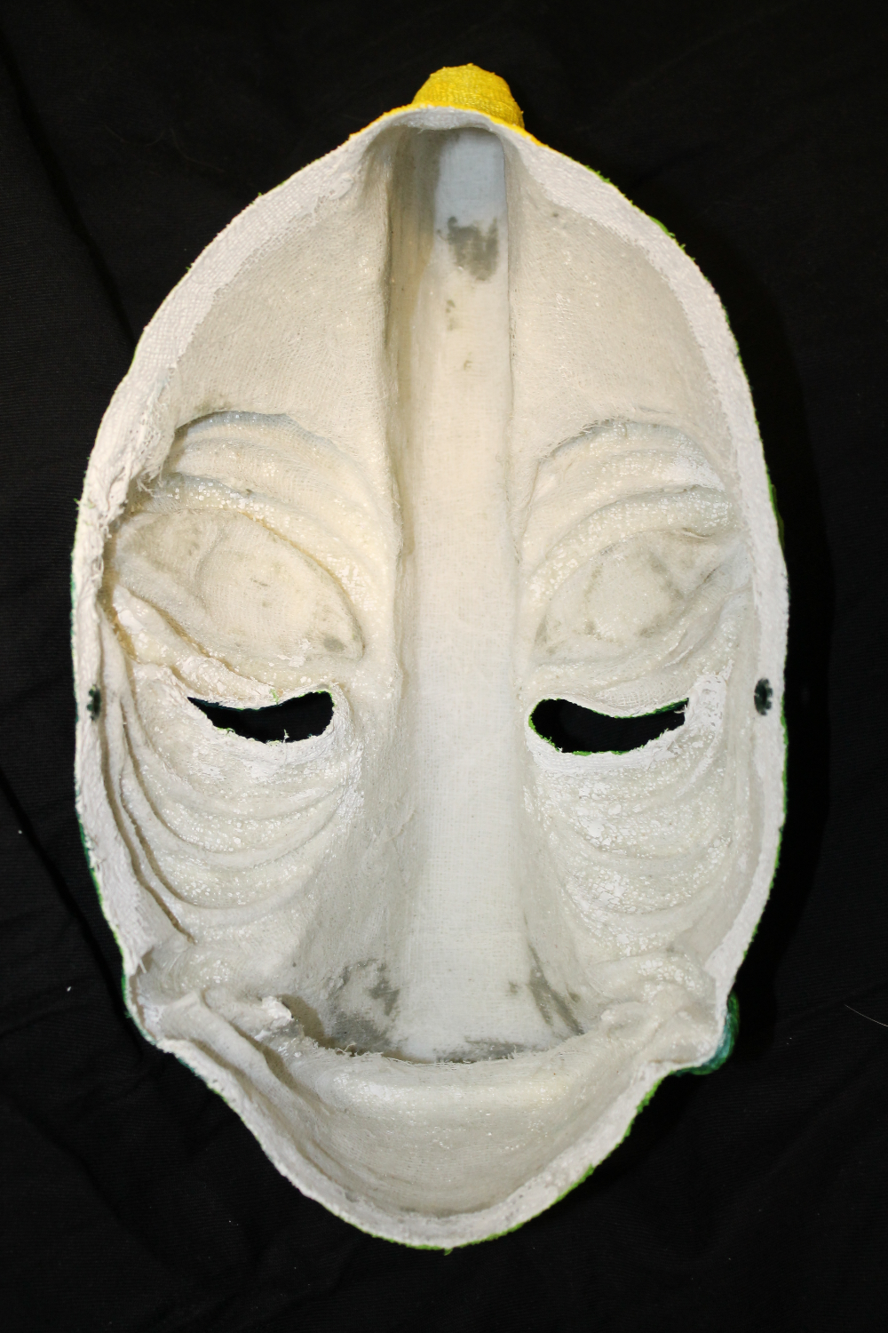 Interior of Mask