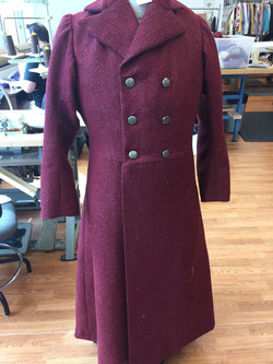 The Vagabond's Overcoat