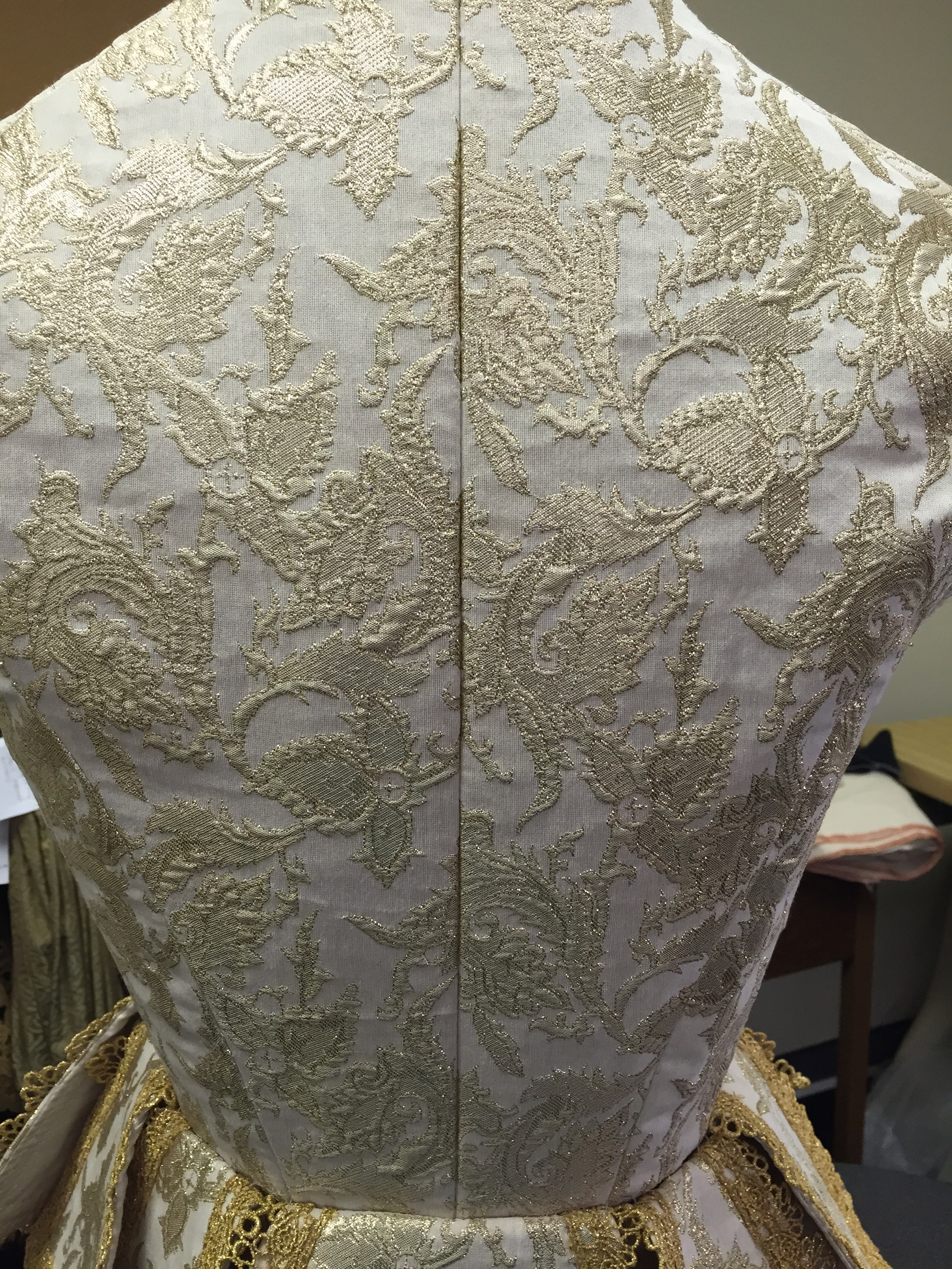 Queen's Gown