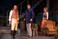 The Vagabond, Tom Allen, and Violet