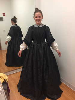Mary-Jane Final Fitting