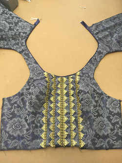 Underdress Front Detail