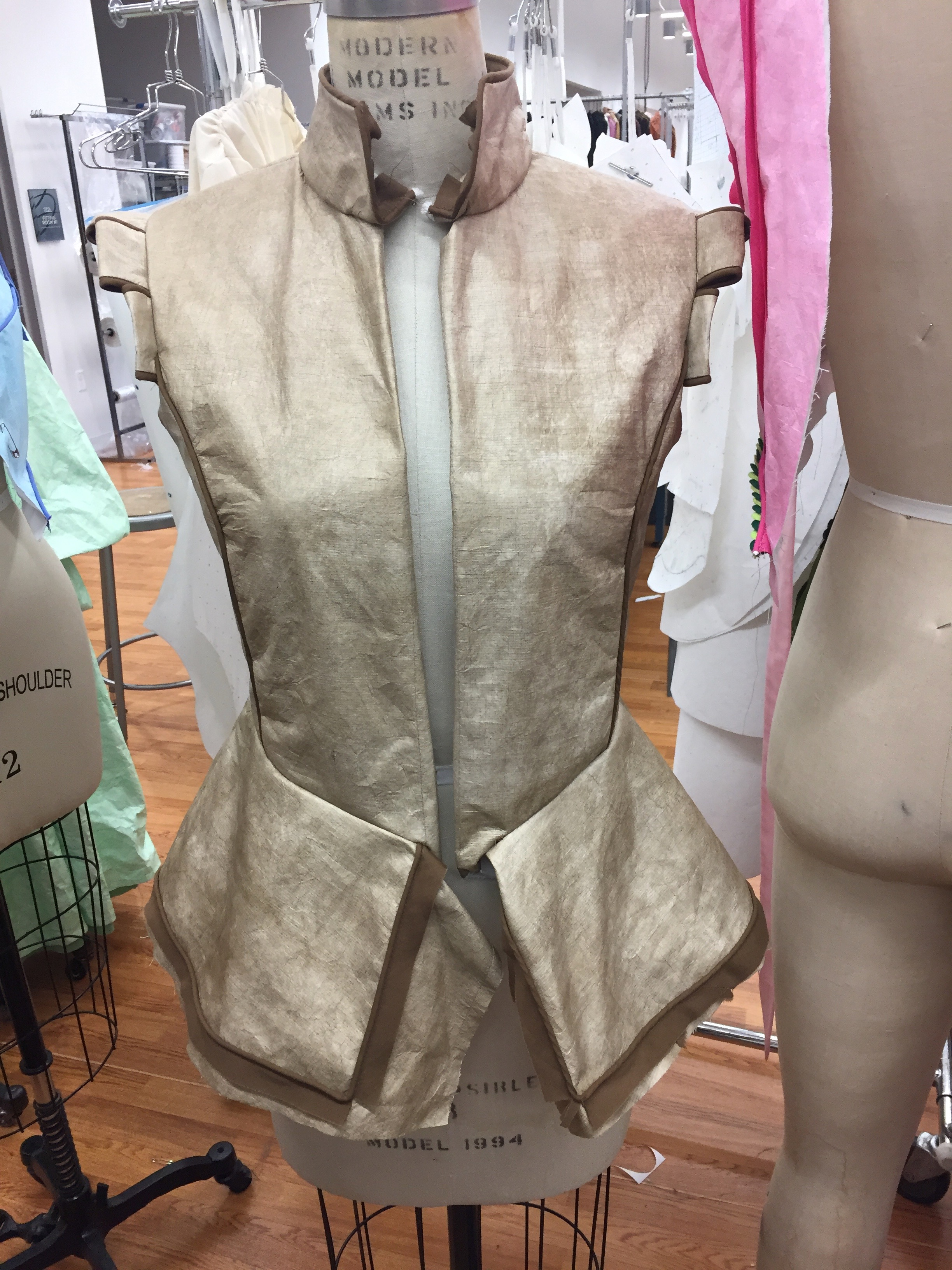 Petra Quince's Doublet