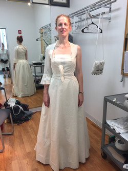 Rosalind - Initial fitting for..