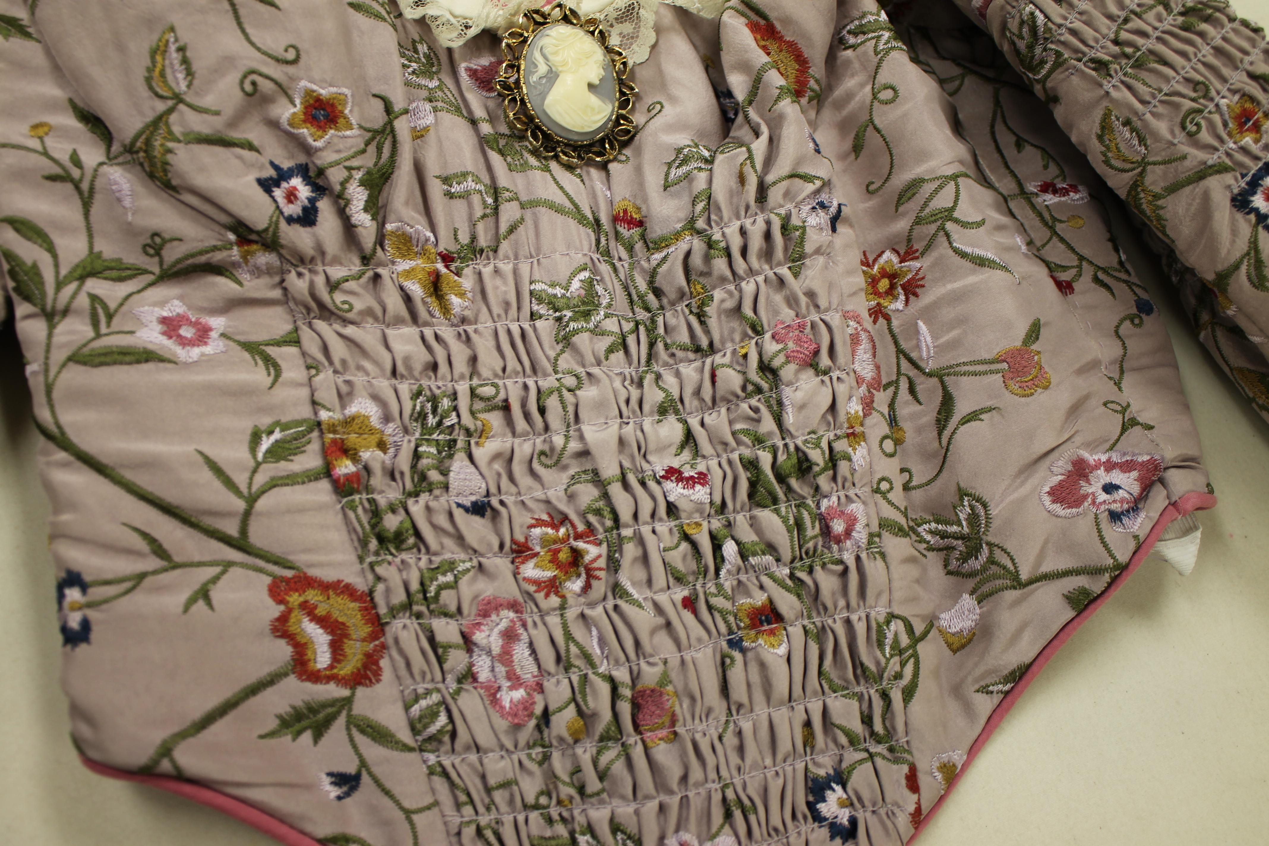 Shirring Detail Front