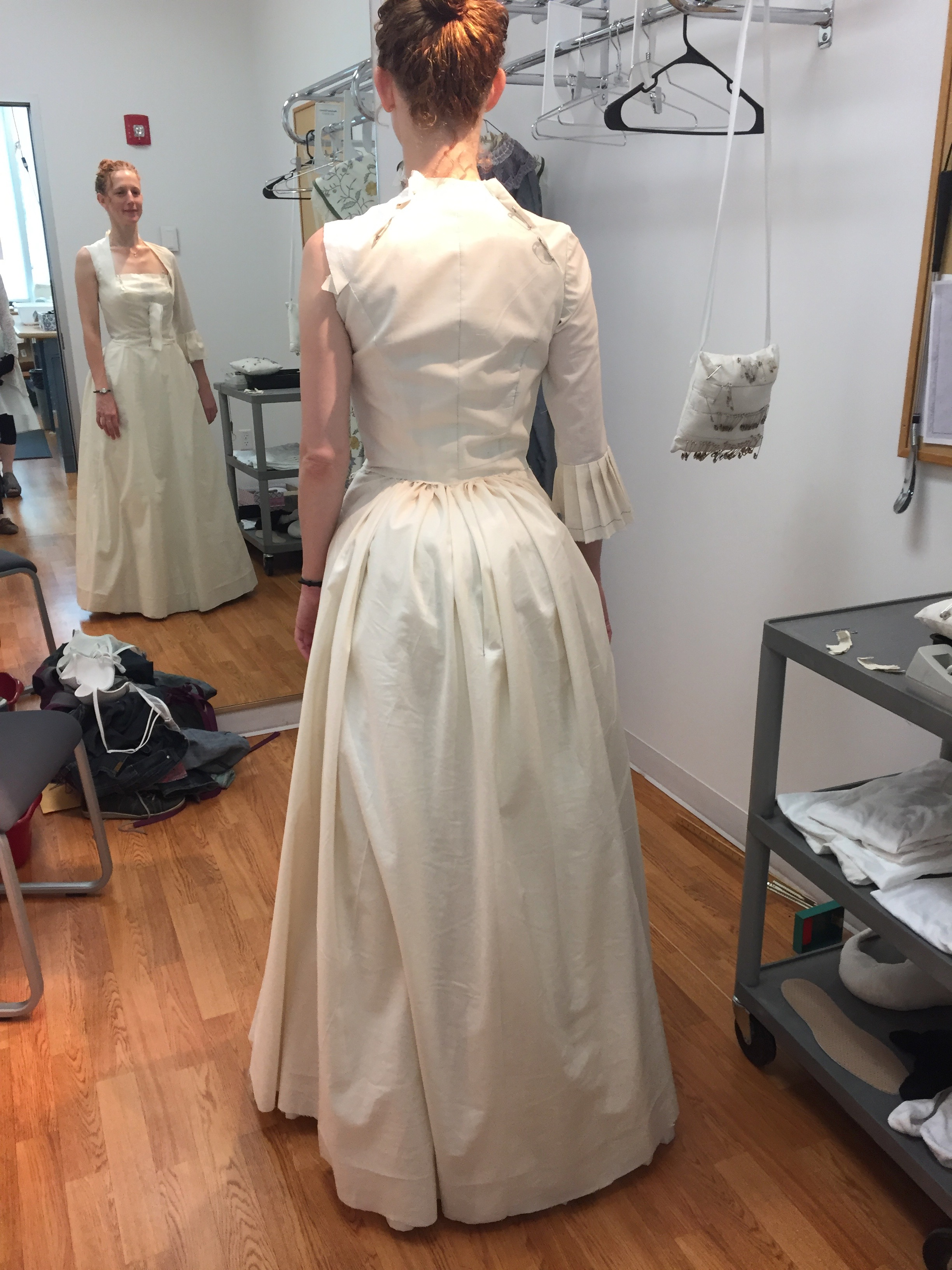 Rosalind - Initial fitting for...