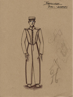Bellhop Uniform