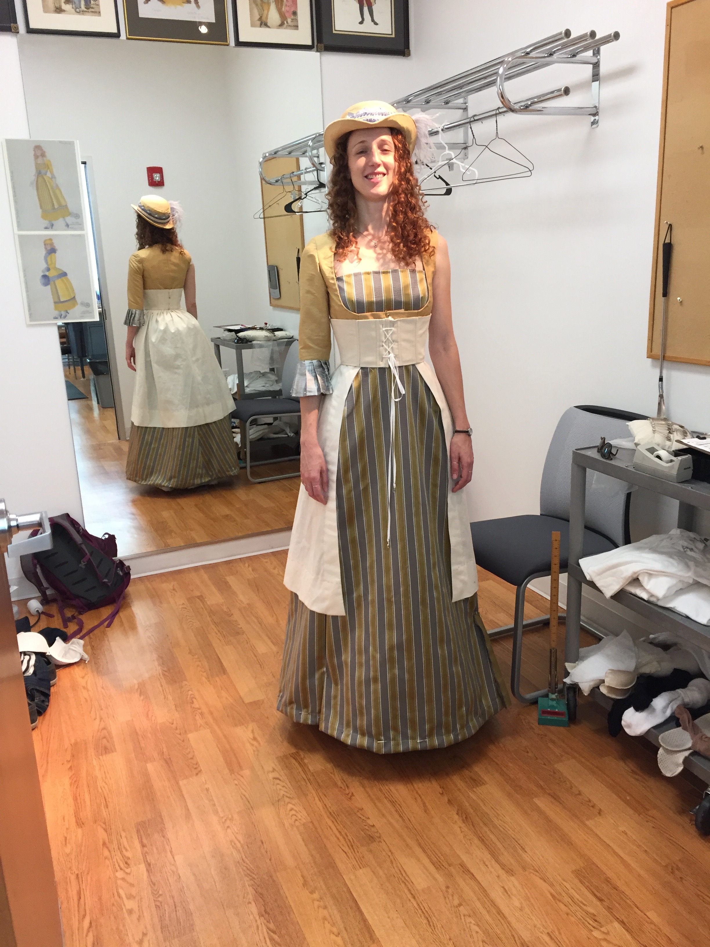 Rosalind Fitting For...