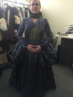 Costume Final Fitting Front