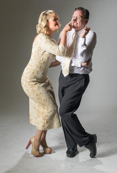 Ulla and Leo