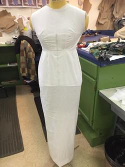 Dress Mock-Up Front