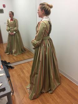 Miss Watson - Final Fitting