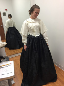 Mary-Jane First Fitting