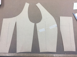 Pattern for Gown