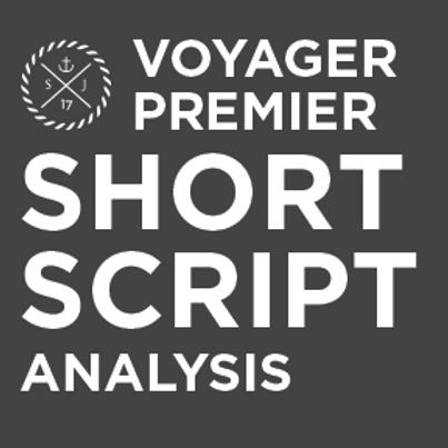 Voyager Premier Short Script Analysis