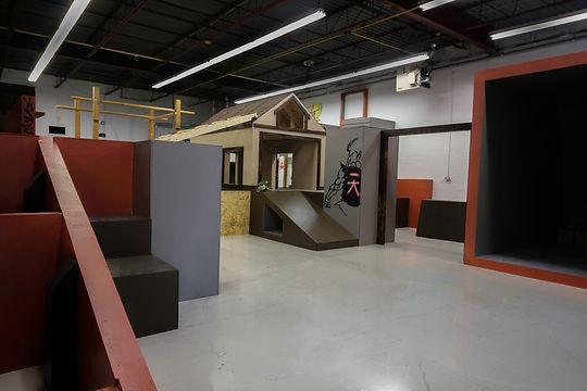 Shinobi Village Parkour Gym