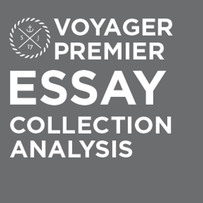 Voyager Premier Essay Collection Analysis