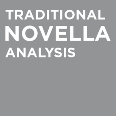 Traditional Novella Analysis