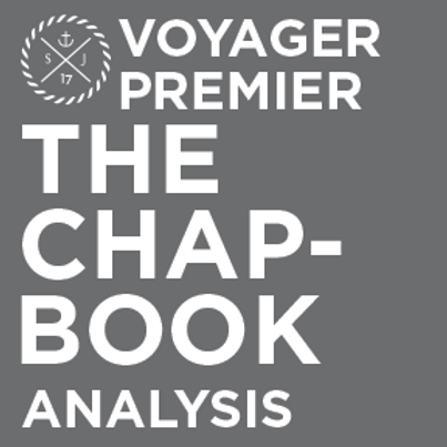 Voyager Premiere Chapbook Analysis