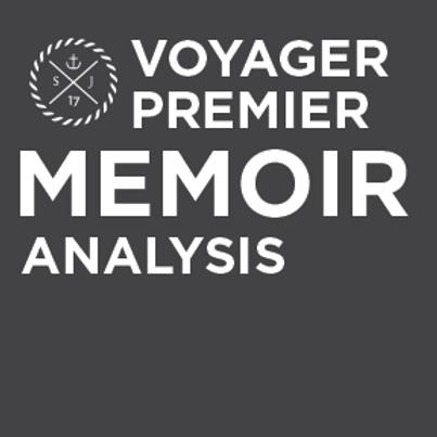 Voyager Premier Memoir Analysis