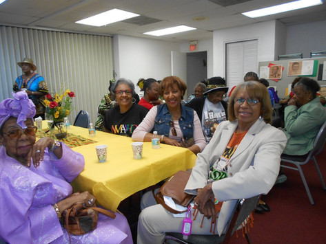 Boca Raton's Black Pearl: African American Travel Club from Miami tours Historic Black Neighborhood