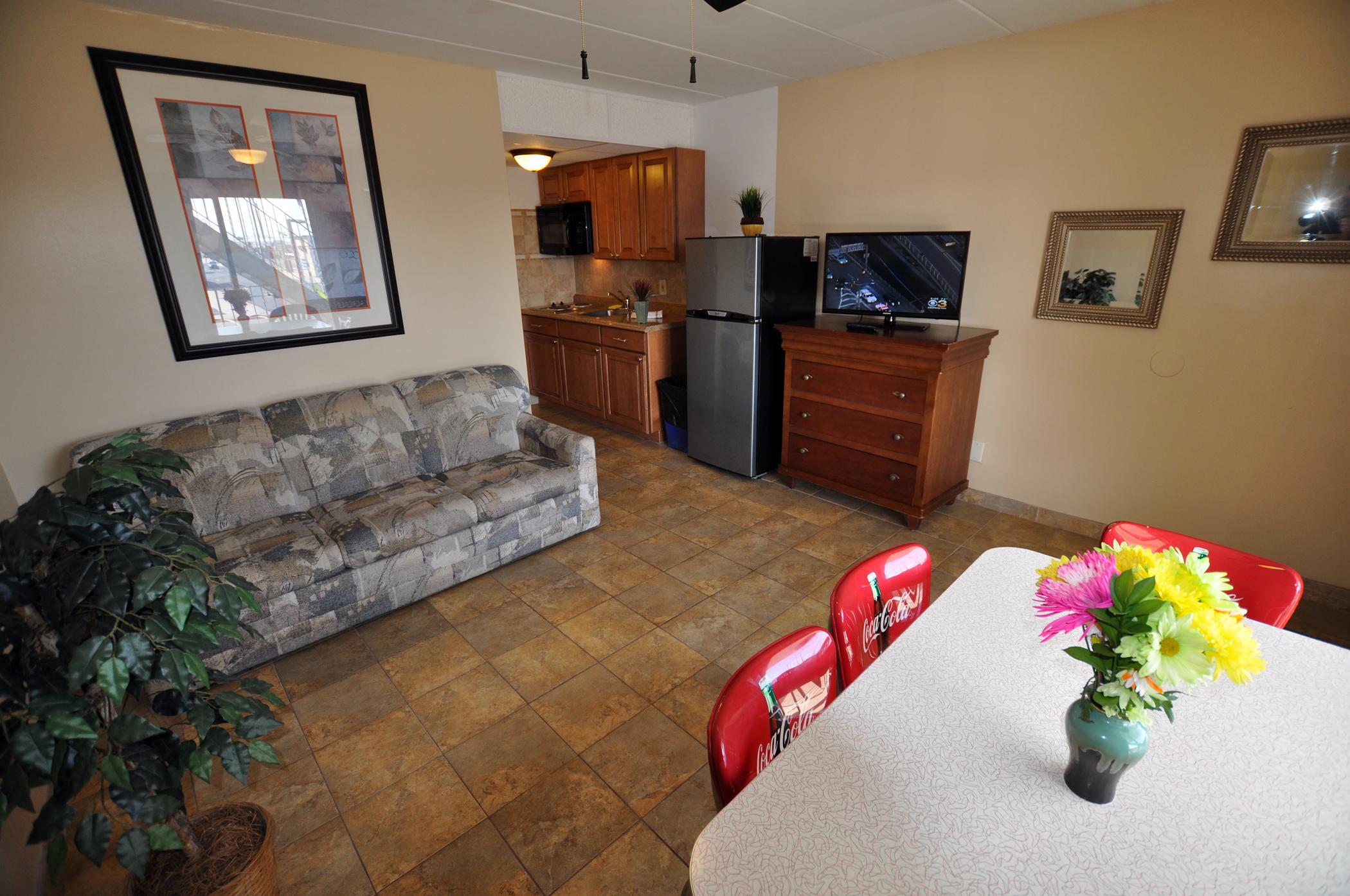 Nantucket Type D Room Living Room