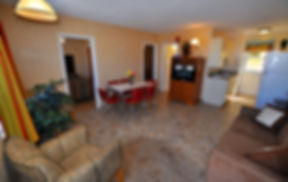 2 bedroom apartment at Nantucket Inn & Suites in Wildwood hotel