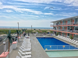 Olympic Island Beach Resort Oceanview